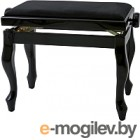 Банкетка для фортепиано Gewa Black highgloss / black seat Delux 130330