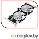 Вентилятор Titan TTC-SC07TZ(RB) PCI Slot fan 3-pin 15-28dB 263gr Ret
