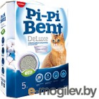Наполнитель для туалета Pi-Pi-Bent Clean cotton (5кг)
