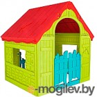 Домик Keter Foldable Playhouse / 228445 (салатовый)