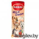 Лакомство для собак Sanal Milk Drops / 2330SD (250г)