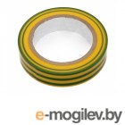 изолента IEK 0.13x15mm Yellow-Green UIZ-13-10-10M-K52 304399