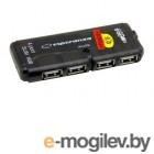 Esperanza EA112 на 4*USB 2.0 Black