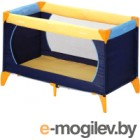 Кровать-манеж Hauck Dreamn Play (yellow/blue/navy)
