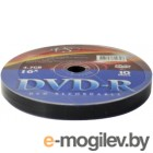 DVD-R 4,7 GB VS 16x Shrink/10 [ 10 шт. ]