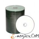 DVD R [100 шт. туба] Mirex Inkjet Printable 16x /4.7Gb/ (UL130089A1T)