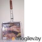 Решетка-гриль для стейков RozeNpik R-001, деревянная ручка