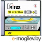 DVD-R Mirex 16x /4,7Gb/ [Slim] -