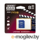 8GB SDHC GOODRAM SDC8GHC10PGRR9 Class 10 PRO-Retail 9
