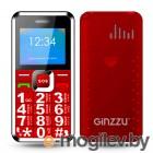 Сотовые / мобильные телефоны, смартфоны Ginzzu MB505 Red