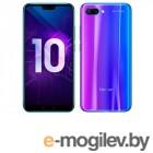 Сотовые / мобильные телефоны, смартфоны Huawei Honor 10 64Gb Blue