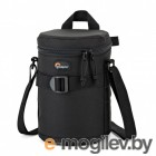 футляры для объективов LowePro Lens Case 11x18cm Black 83538