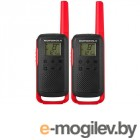 портативные Motorola Talkabout T62 Red