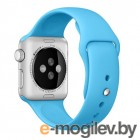 Аксессуары для APPLE Watch Ремешок APPLE Watch 42mm Activ Sky Blue Sport Band 79559