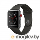 Аксессуары для APPLE Watch Ремешок Activ Sport Band для APPLE Watch 38mm Dark Gray 79517