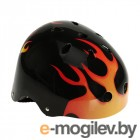Maxcity Graffity Flame M Black