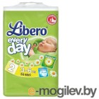 Libero Everyday Mini, большая уп-ка 4*50 3-6кг