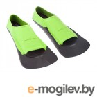 Mad Wave Fins Training II Rubber 34-36 Green-Black M0749 03 2 06W