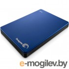 Seagate Original USB 3.0 2Tb STDR2000202 BackUp Plus Portable Drive 2.5 blue