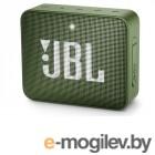колонки и акустические системы JBL Go 2 Green