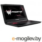 Acer Predator Helios 300 PH315-51-75XU Black NH.Q3HER.002 Intel Core i7-8750H 2.2 GHz/16384Mb/1000Gb128Gb SSD/nVidia GeForce GTX 1050Ti 4096Mb/Wi-Fi/Bluetooth/Cam/15.6/1920x1080/Linux
