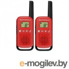 портативные Motorola Talkabout T42 Red