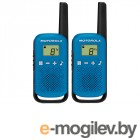 портативные Motorola Talkabout T42 Blue