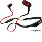 [NEW] Наушники с микрофоном SVEN E-216B <Black-Red>(Bluetooth  4.1, беспроводные, Li-Ion)