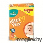 PAMPERS Sleep & Play Midi 3 4-9 кг 78шт