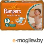 PAMPERS Sleep & Play Junior 5 11-25 кг 42шт
