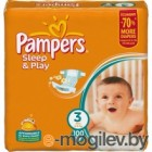 PAMPERS  Sleep & Play Midi 3 4-9 кг 100шт