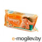 PAMPERS Naturally Clean 64 ��