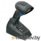 Сканер штрихкода QuickScan QBT2430, Bluetooth, Kit, USB, 2D Imager, Black (Kit inc. Imager, Base Station and USB Cable.)