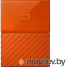 Внешний жесткий диск Western Digital My Passport 2Tb (WDBLHR0020BOR)