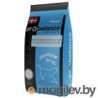 ProBalance 1,8 кг. Sterilized Корм сухой для стерилизованных кошек и кастрированных котов