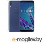 Сотовые / мобильные телефоны, смартфоны ASUS ZenFone Max Pro M1 ZB602KL 64Gb Blue