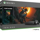 Xbox One X 1 ТБ + Shadow of the Tomb Raider (CYV-00106)