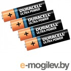батарейки AAA - Duracell LR03 4BL Ultra Power 4 штуки