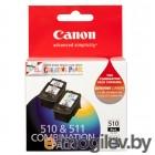 картриджи Canon PG-510 / CL-511 Multipack 2970B010