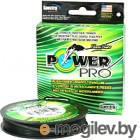 Леска плетеная Power Pro Moss Green 0.19мм / PP275MGR019 (275м)
