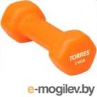 TORRES PL50012 1 шт по 2 кг оранжевые
