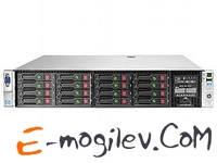 HP ProLiant DL380p Intel Xeon E5-2630v2 2.6GHz 15MB 16Gb DDR3 0 Platunum 460W Gen8 2U 704559-421