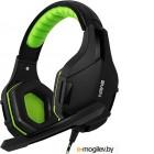Игровые наушники с микрофоном SVEN AP-G852MV / BLACK-GREEN