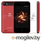 Сотовые / мобильные телефоны, смартфоны Digma Linx Atom 3G Red
