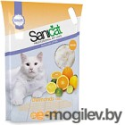 Наполнитель для туалета Sanicat Professional Diamonds Citric (5л)