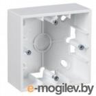 Коробка распределительная Simon 1590751-030 (белый)