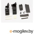Box, receiver - battery (2)/ cover/ foam pad - adhesive/ charge jack plug (rubber)/ 4x8mm BCS (1)/ 4.