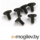 Screws, 3x6mm flat-head machine (hex drive) (6).