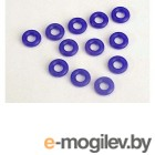 Blue silicone O-rings (12).