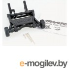 Wheelie bar, assembled (fits Stampede, Rustler, Bandit series)